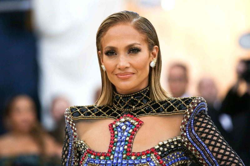 We all know Jennifer Lopez as a real star