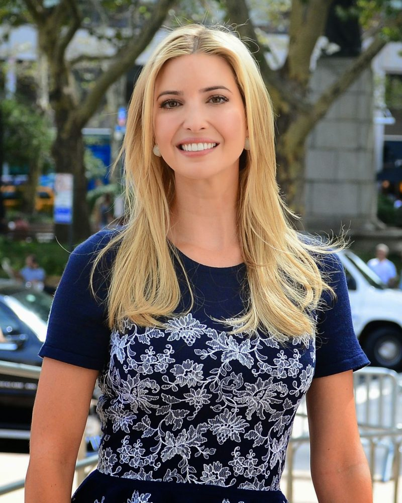 Has Ivanka Trump Breast Implant and Plastic Surgery ?