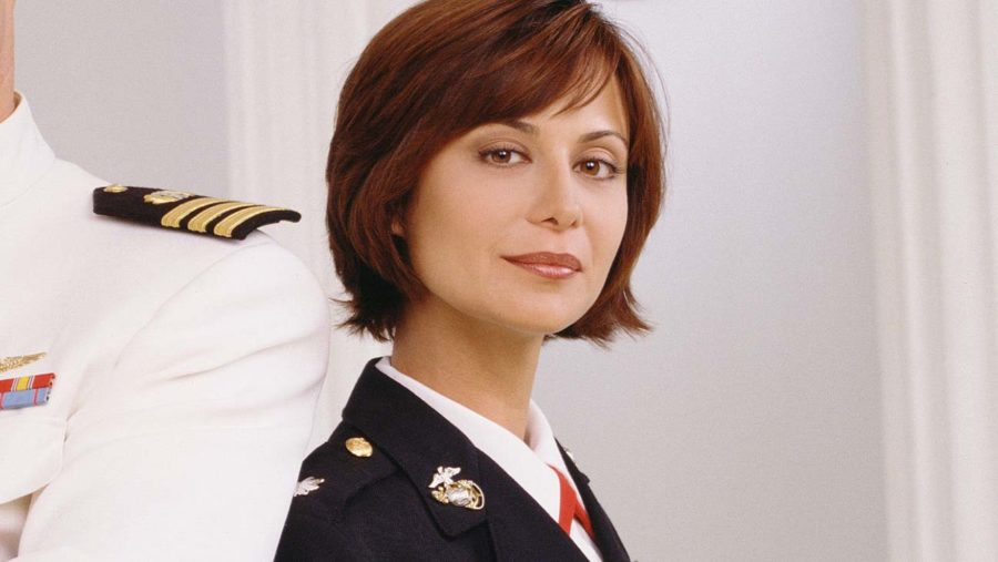 Catherine Bell's Plastic Surgery: Breast, Facelift, Nose Job. Botox (Before and After fotos)