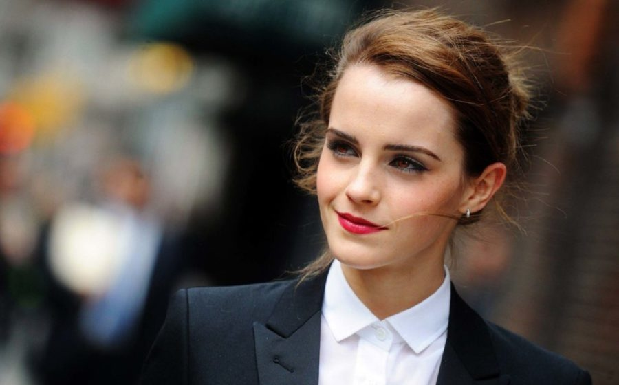 Watson breast emma Emma Watson