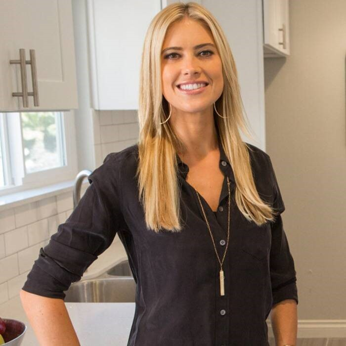 An image of Christina El Moussa