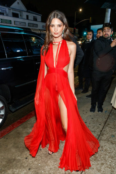 An image of Emily Ratajkowski in 2019