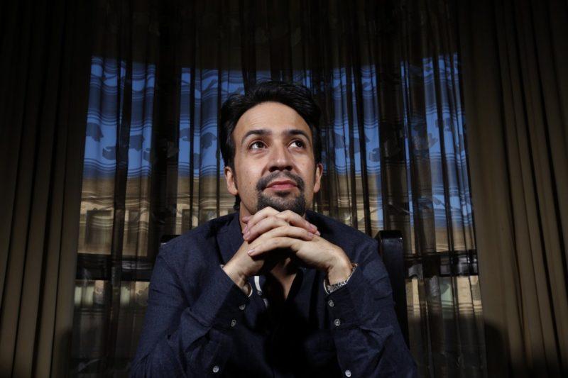 An image of Lin-Manuel Miranda