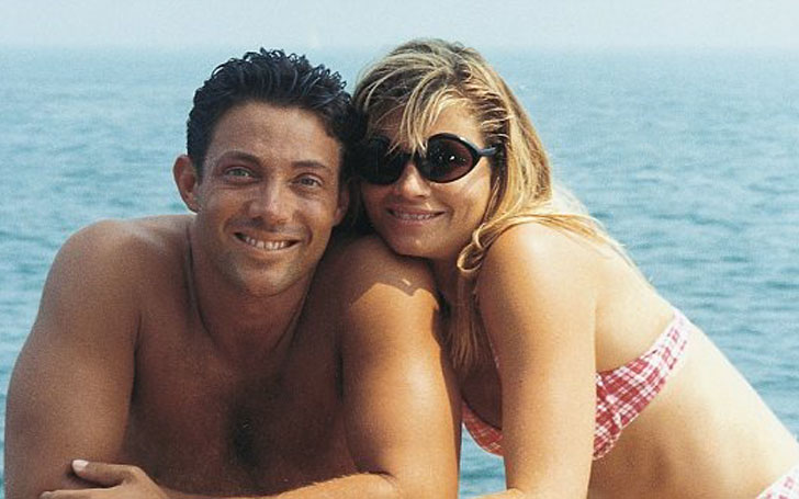 An image of Jordan Belfort and Nadine Caridi