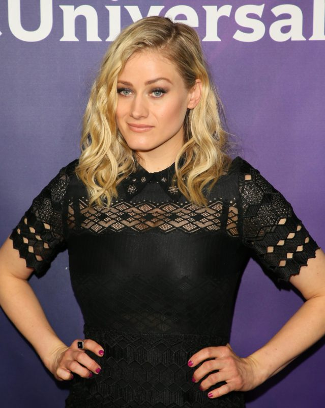 An image of Olivia Taylor Dudley in 2015