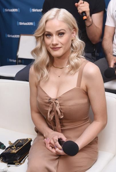 An image of Olivia Taylor Dudley in 2018