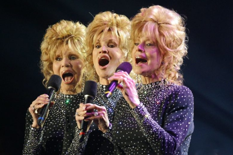 An image of McGuire Sisters