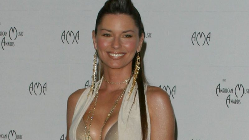 An image of Shania Twain